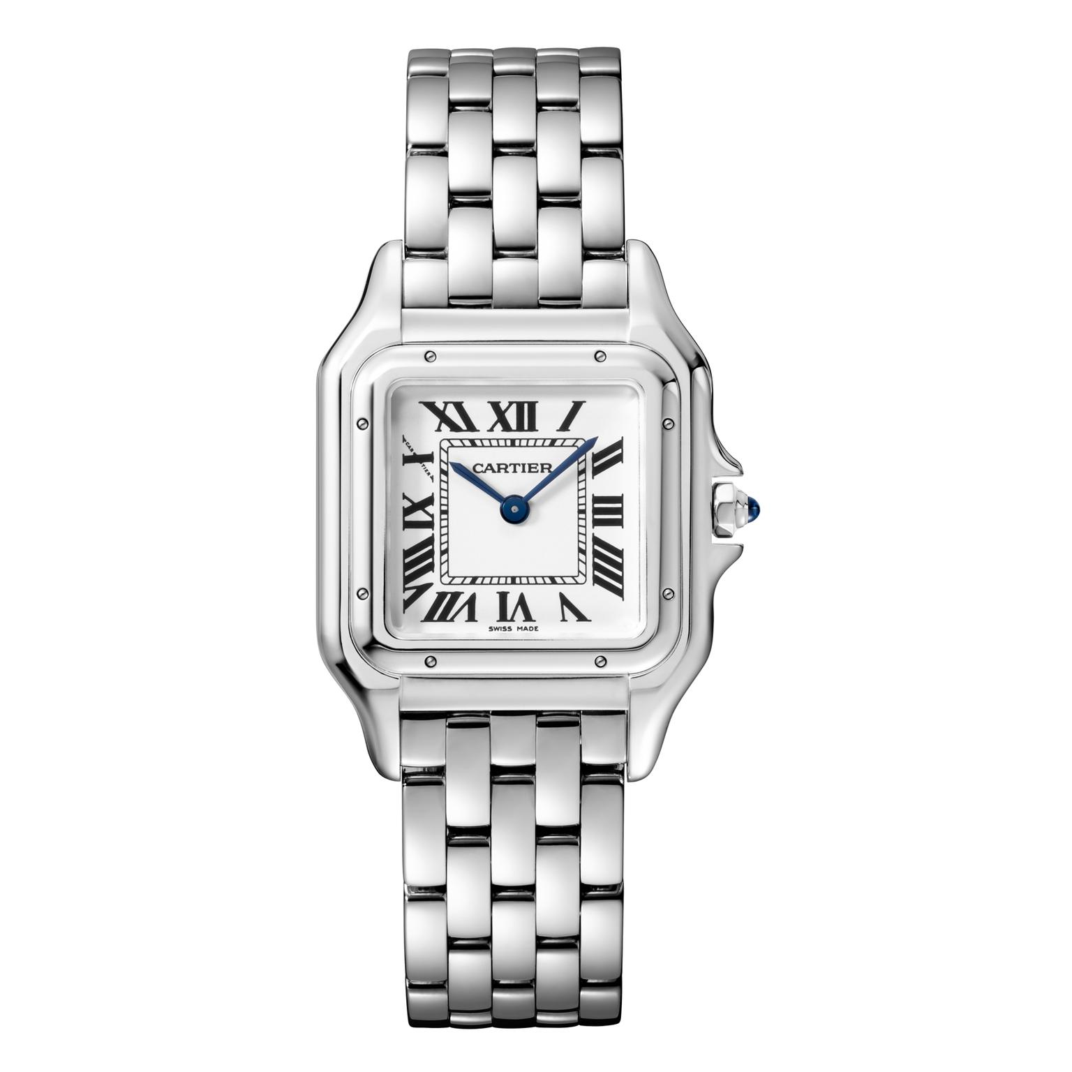 Panthere de Cartier stainless steel medium