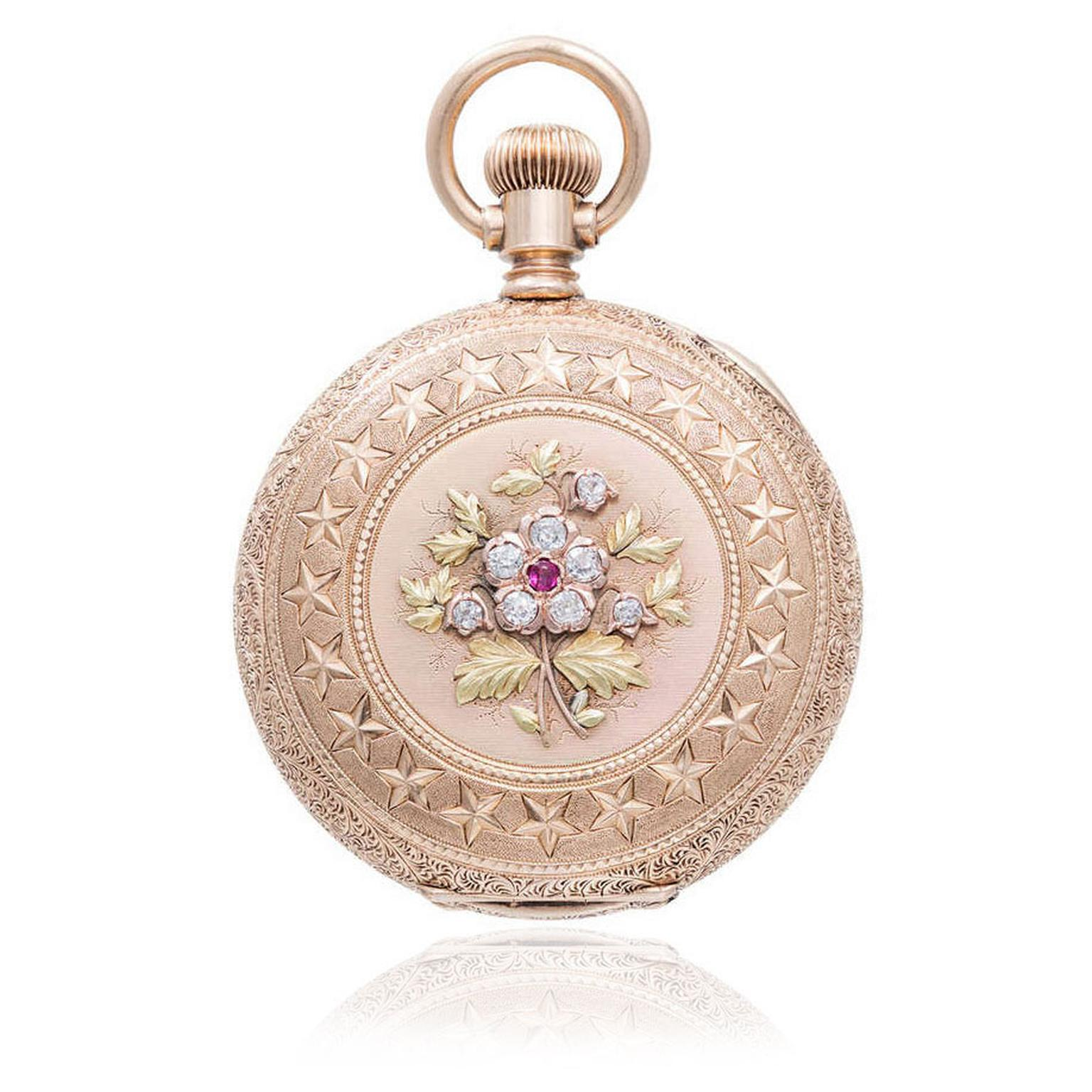 Peter Suchy pocket watch
