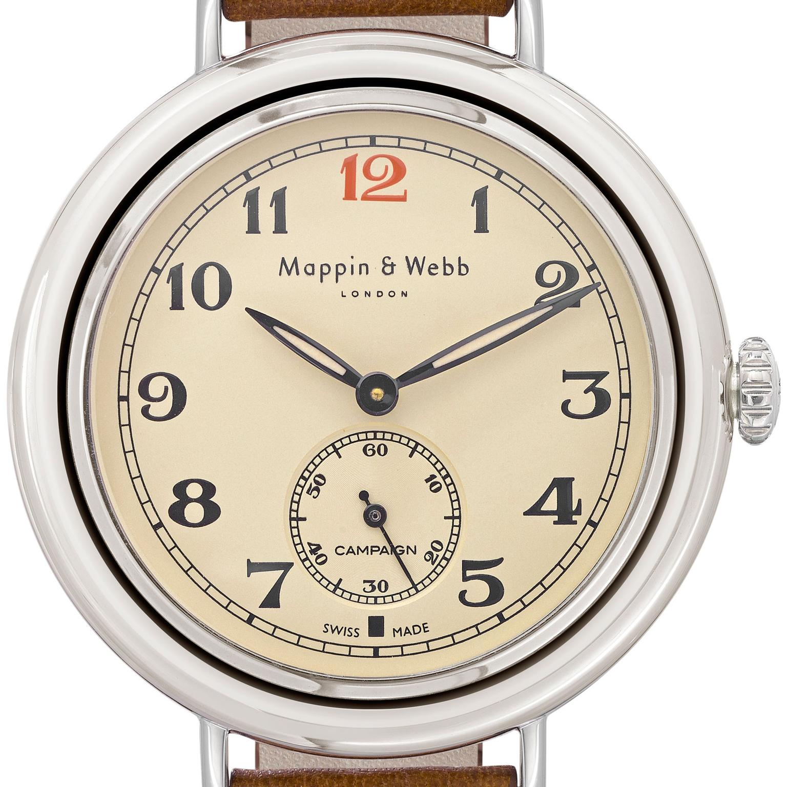 The new Mappin & Webb campaign watch
