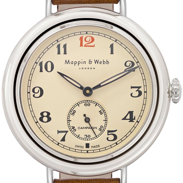 Rule Britannia with Mappin & Webb's military watches