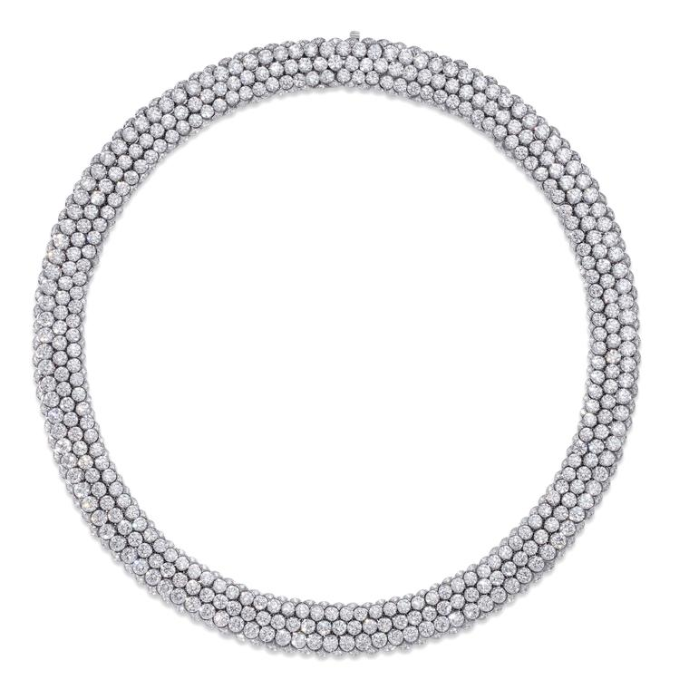 Stenzhorn Una diamond masterpiece necklace