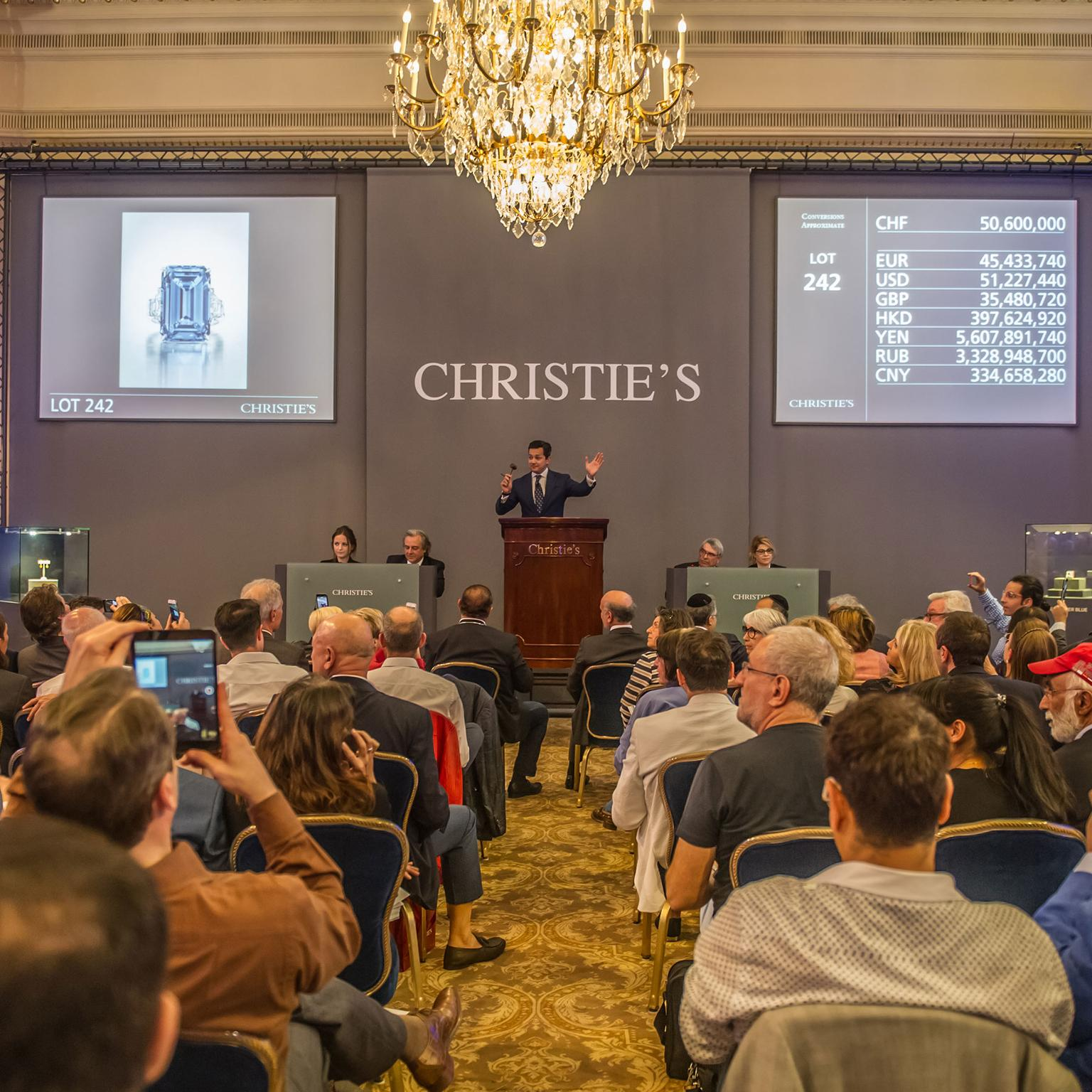 Christie's auction house