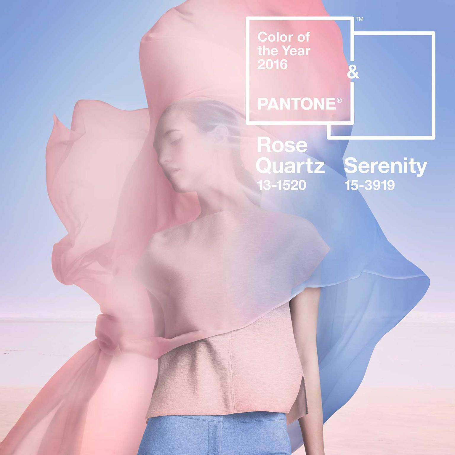 Pantone Color of the Year 2016