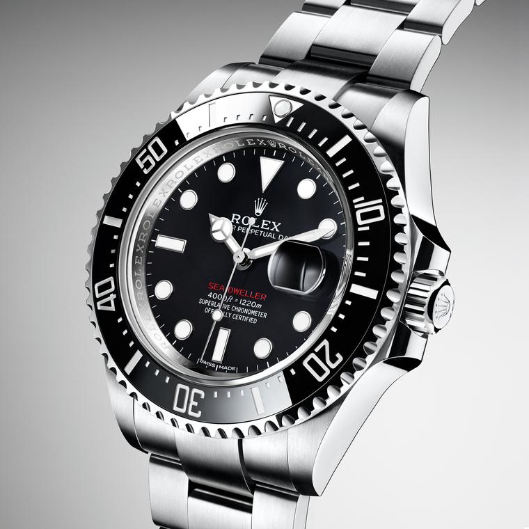 Rolex Sea-Dweller watch 2017