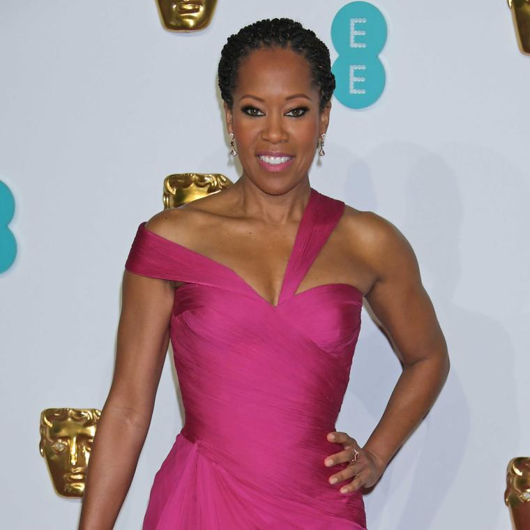 Regina King Bulgari jewels BAFTAS 2019