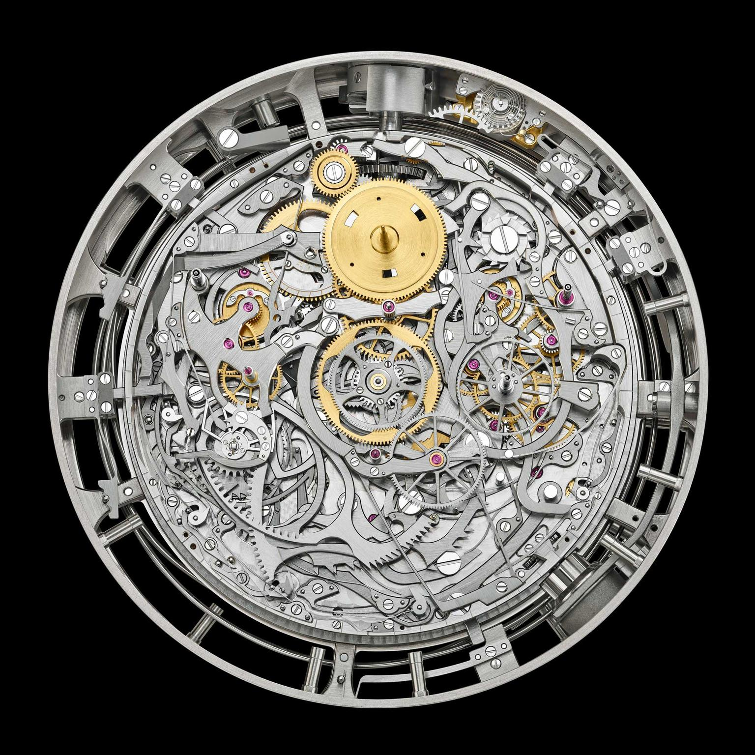 Vacheron Constantin Ref 57260 pocket watch movement