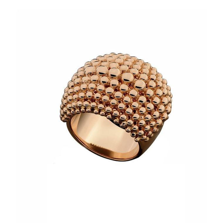 Carla Amorim Composition gold ring