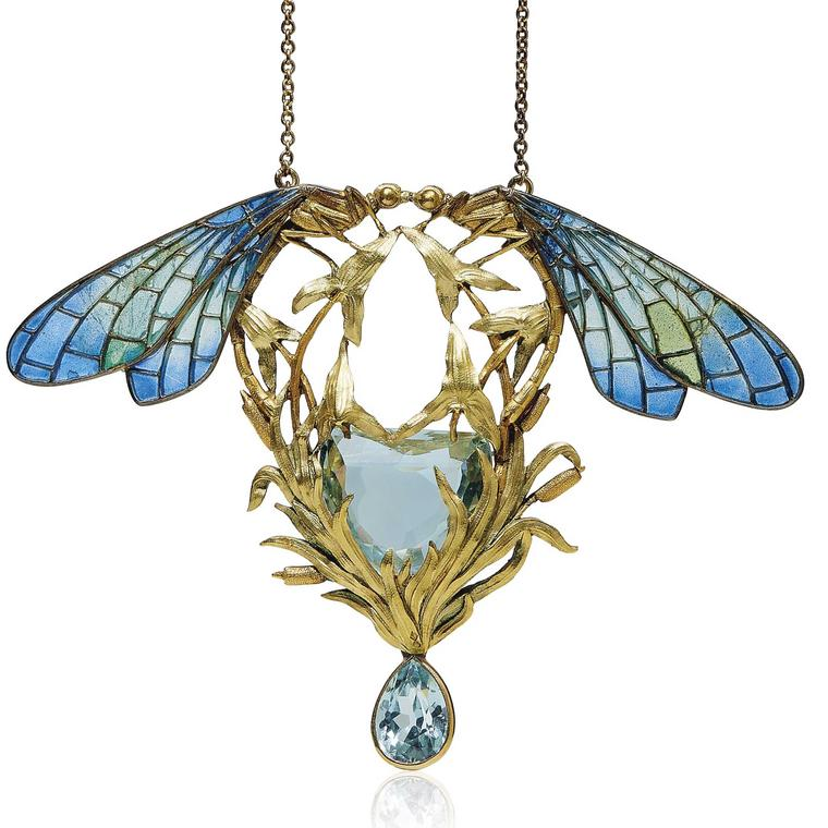 The enduring appeal of Art Nouveau jewels