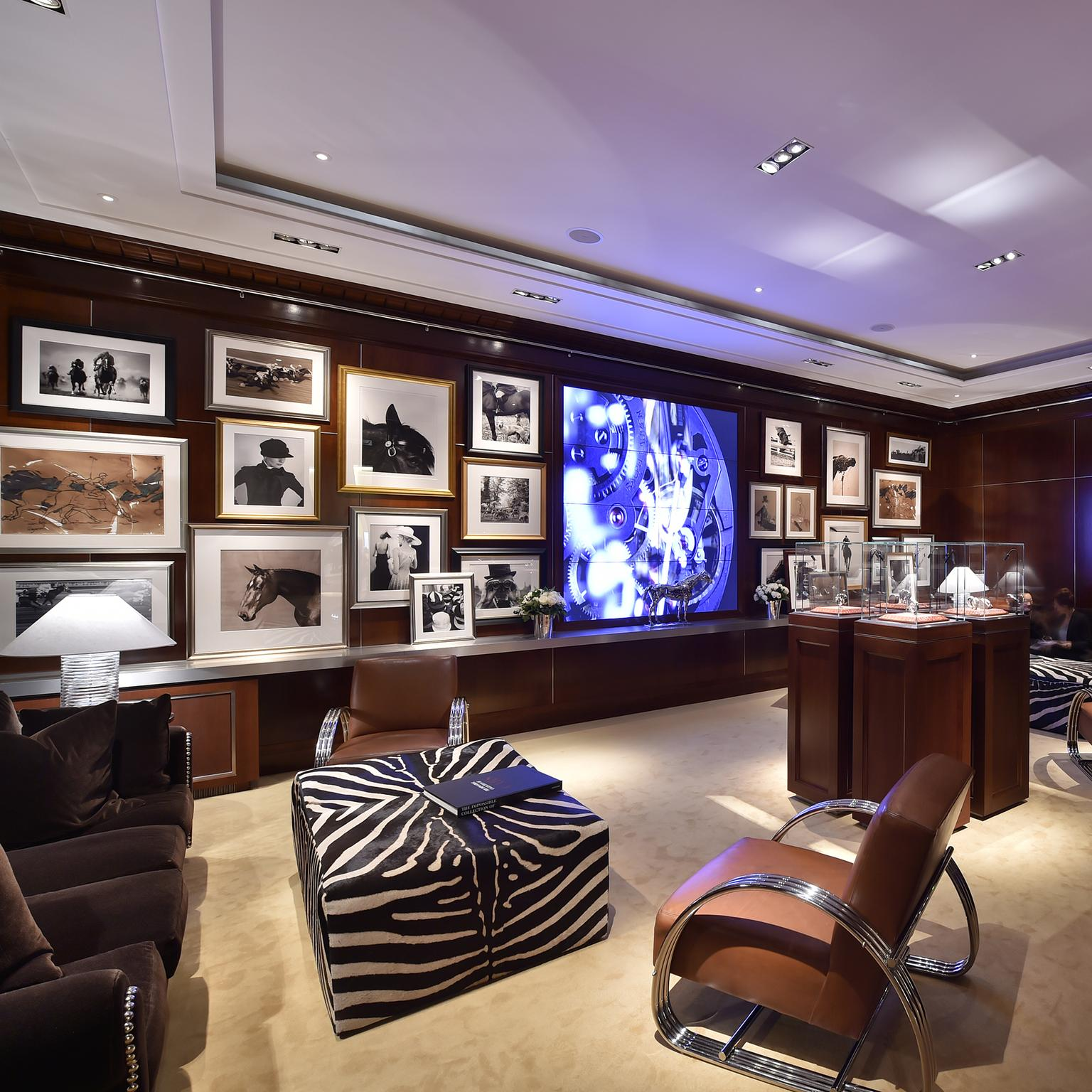 Ralph Lauren at the SIHH 2015