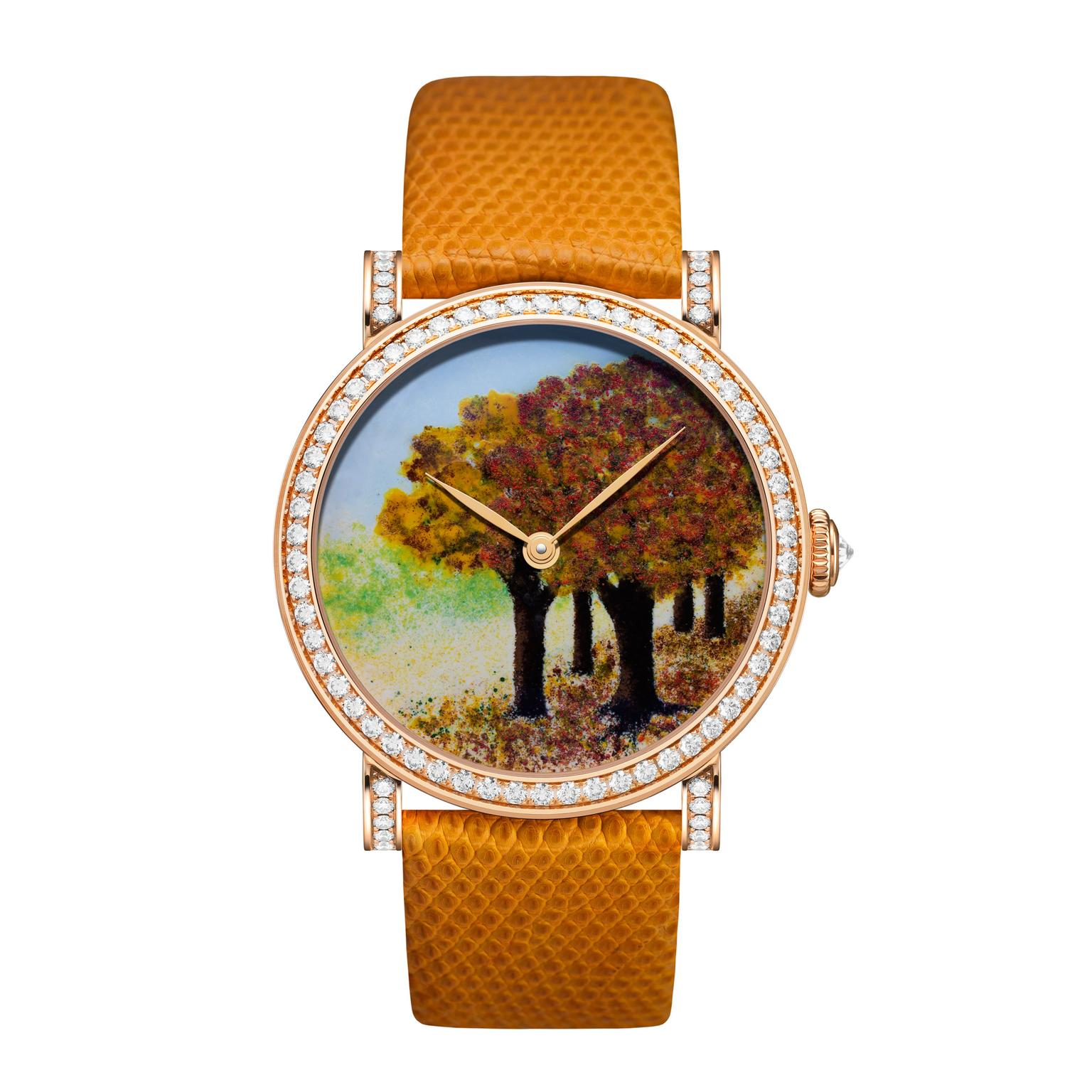 DeLaneau Autumn watch