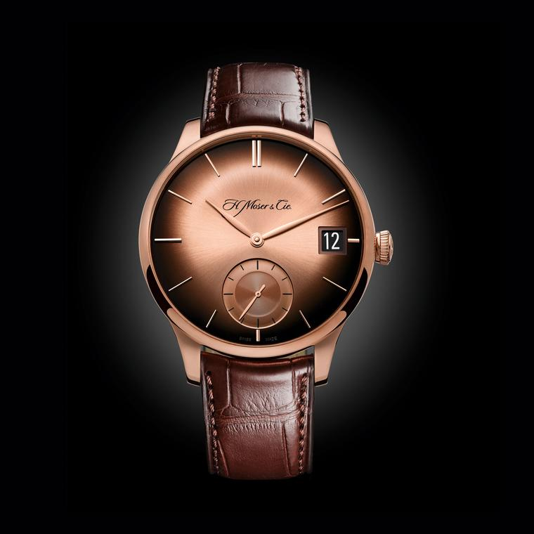 H. Moser & Cie. Venturer Big Date watch