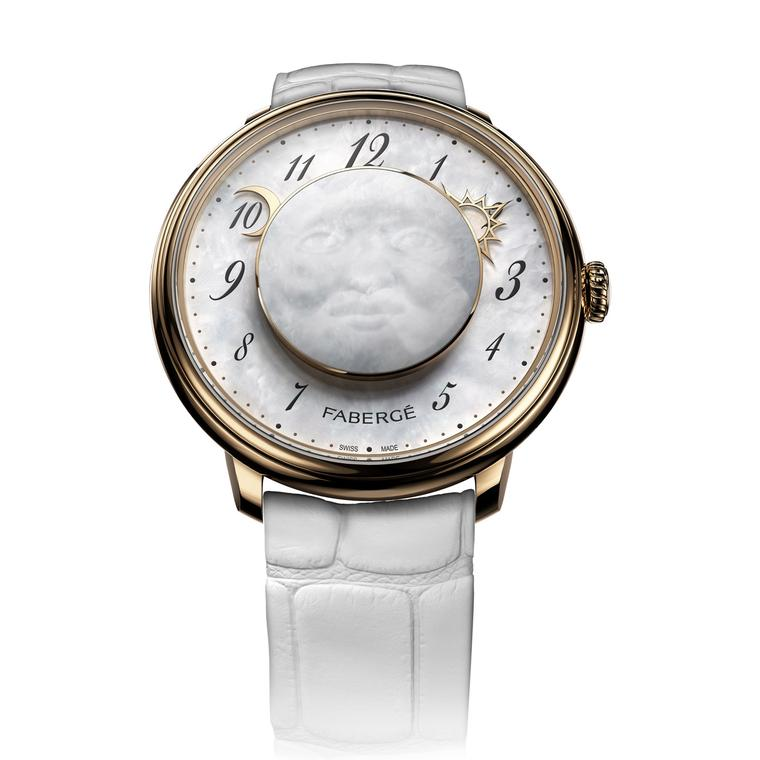 Fabergé's sublime trajectory in timekeeping continues