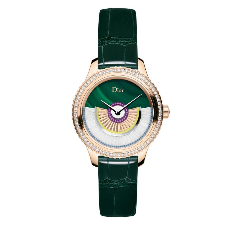 Dior VIII Grand Bal Coquette Montaigne watch special edition