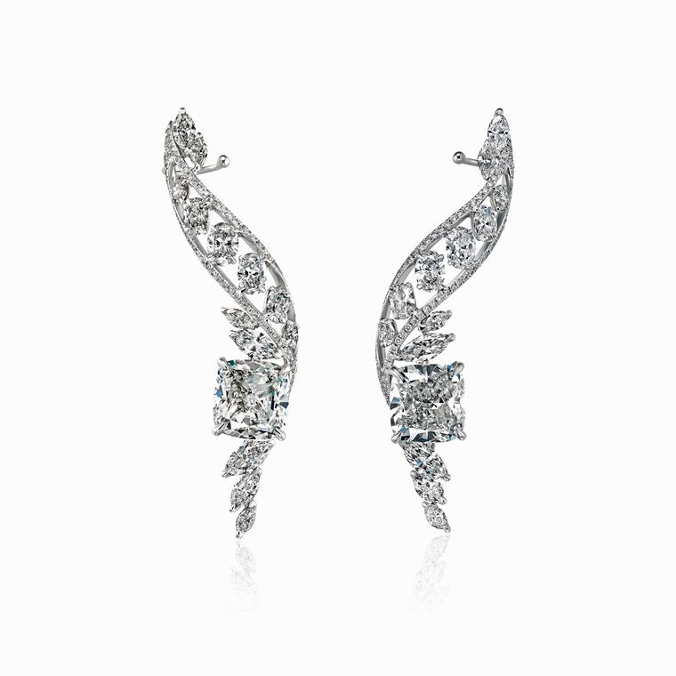 Boghossian bridal earrings