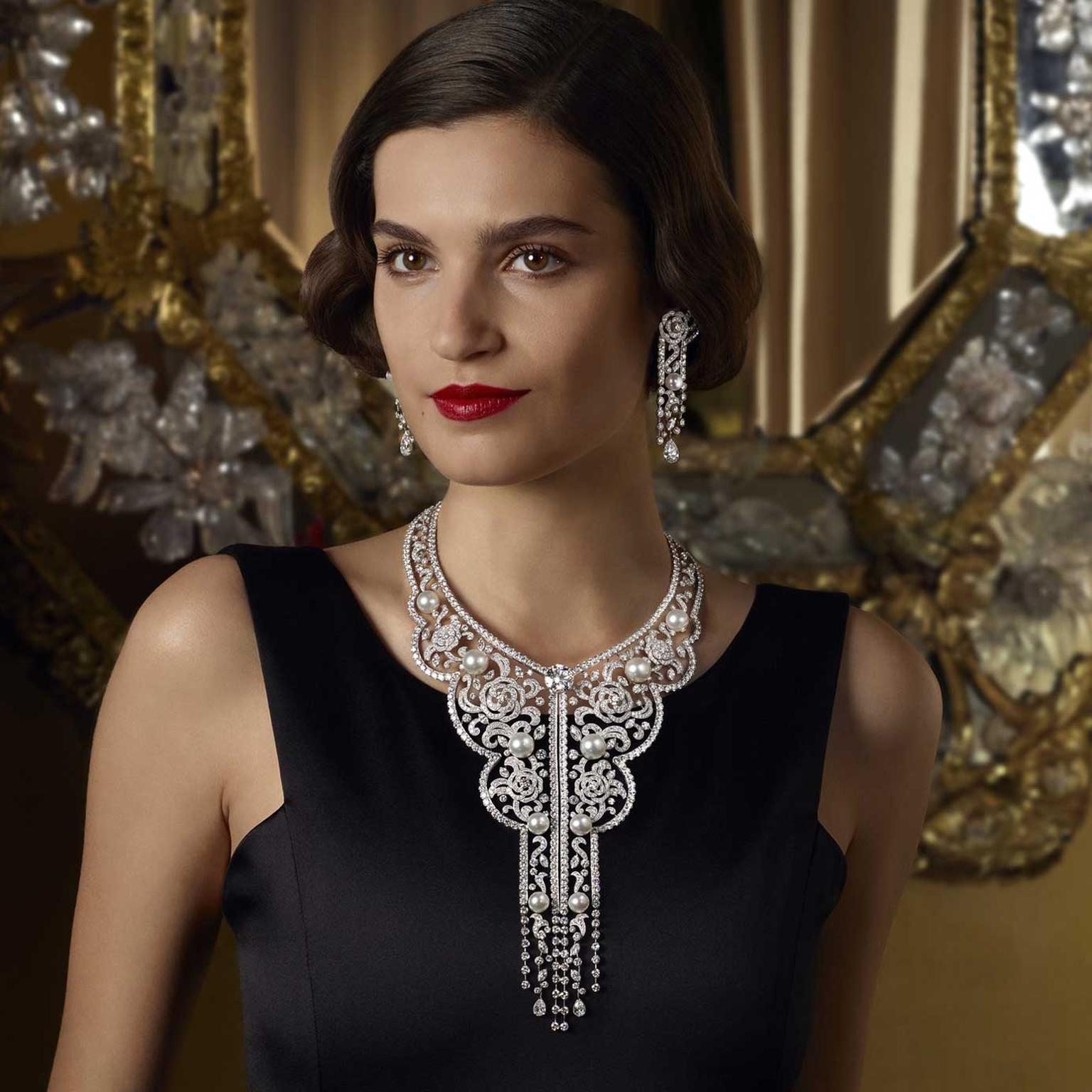 Le Paris Russe de Chanel on model