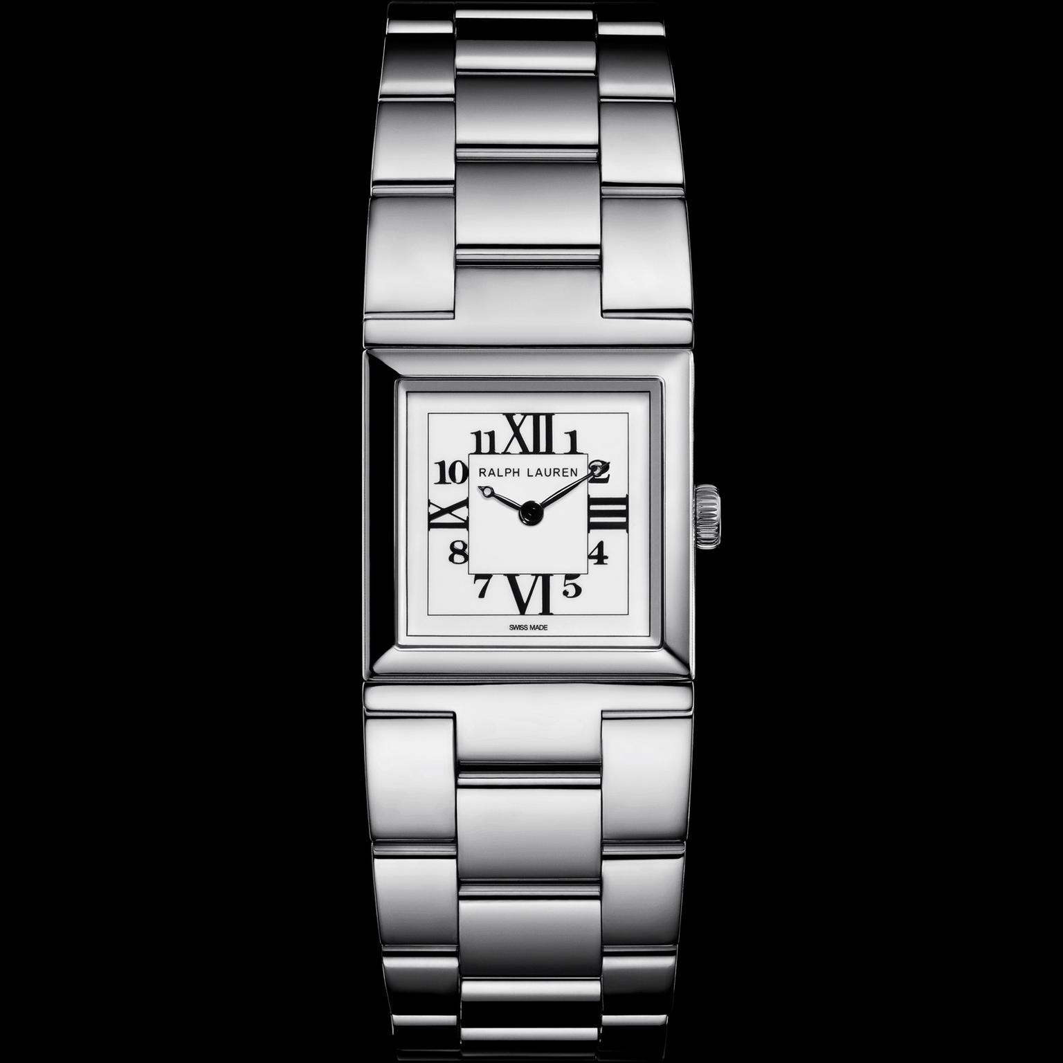 Ralph Lauren 867 Petite watch in steel