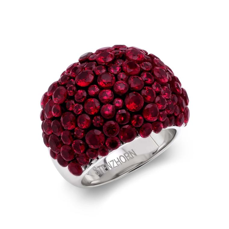 Stenzhorn Una ruby ring