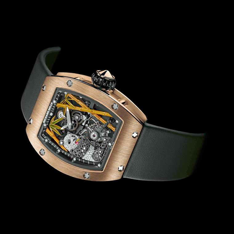 Richard Mille RM 26-01 Tourbillon Panda watch