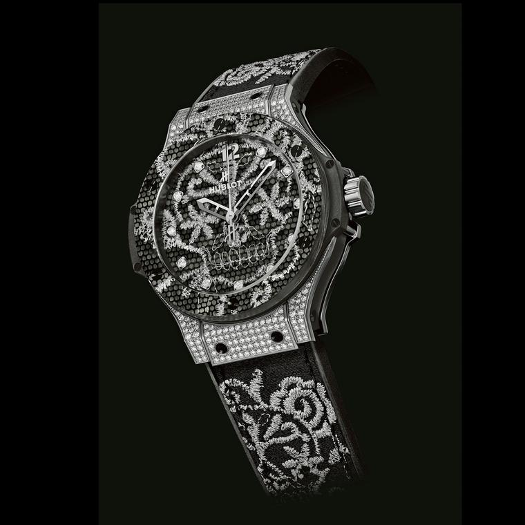 Hublot Big Bang Broderie watch