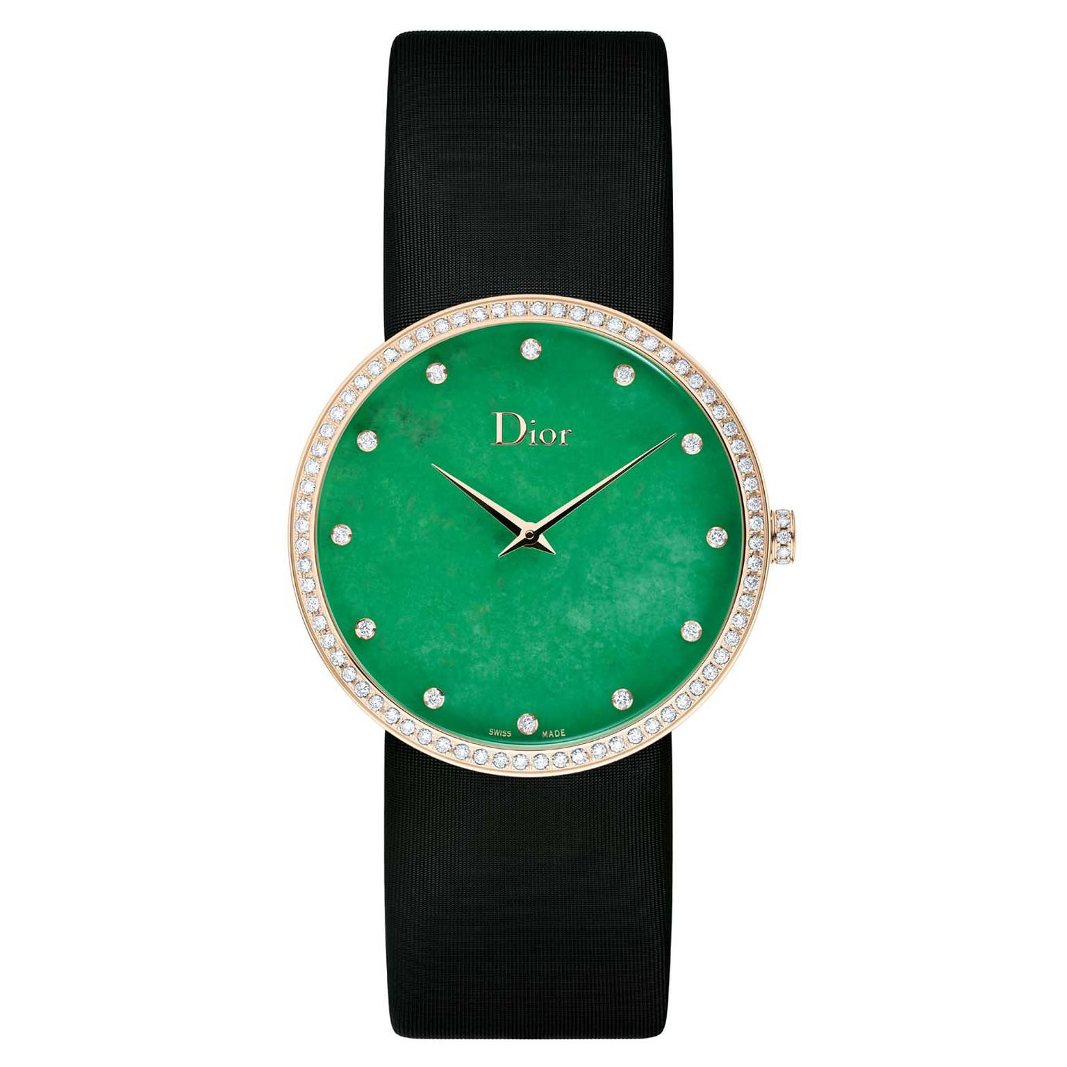 La-D-de-Dior-gold-watch-with-jade-dial
