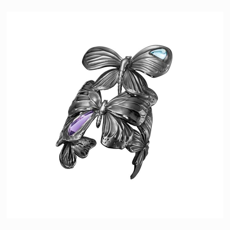 Jordan Askill for Georg Jensen butterfly bangle