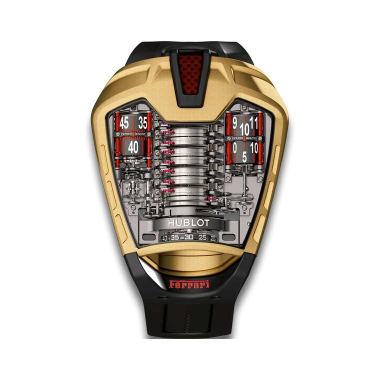 The world's craziest watches bring a madcap dimension to timekeeping
