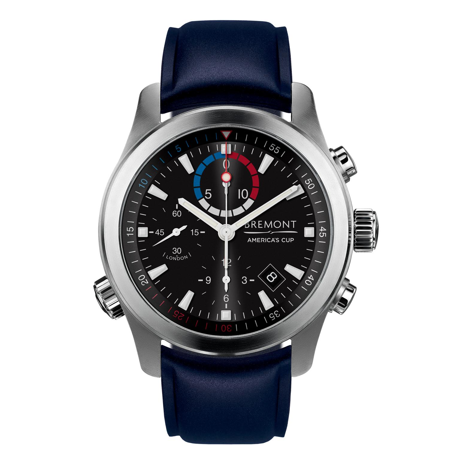 Bremont Regatta AC R II watch