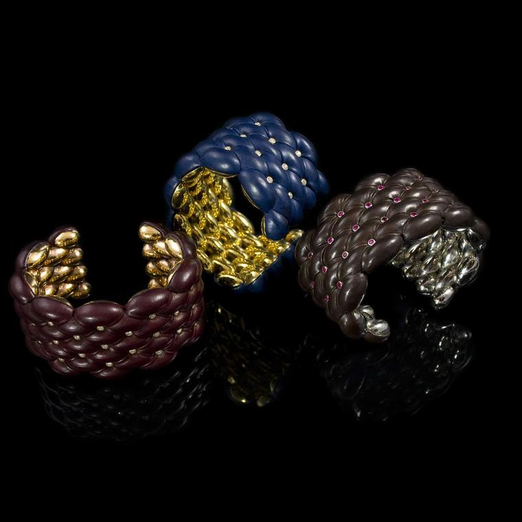 Tomasz Donocik Chesterfields cuffs for men