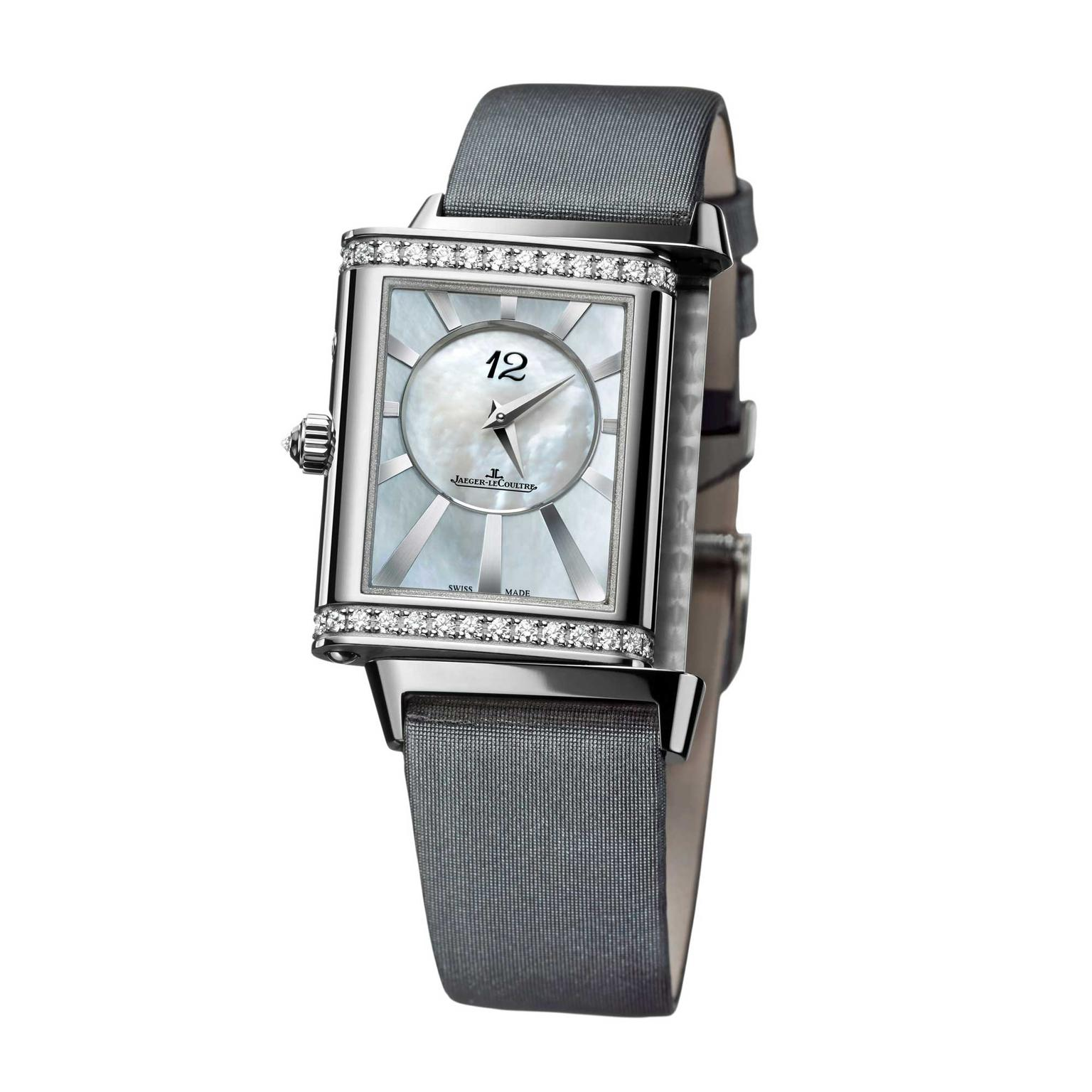 Jaeger-LeCoultre Grande Reverso Lady Ultra Thin Duetto