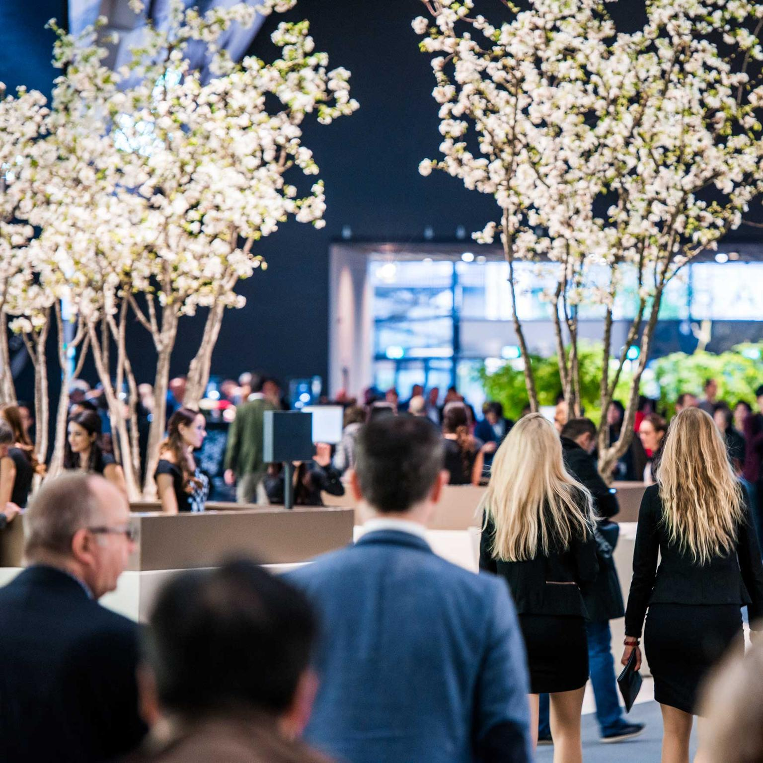 Baselworld interiors
