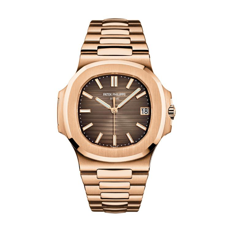 Patek Philippe Nautilus Ref. 5711 watch