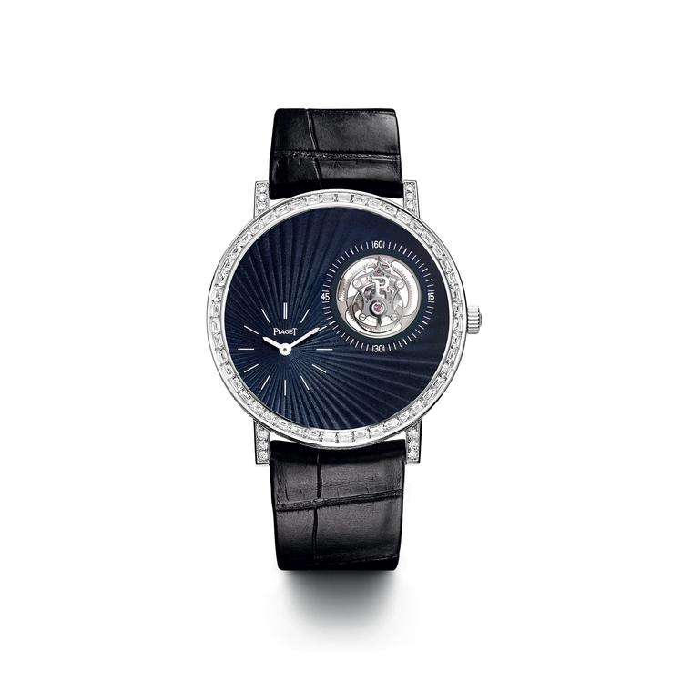 Piaget Altiplano 60th Anniversary Tourbillon High Jewellery watch