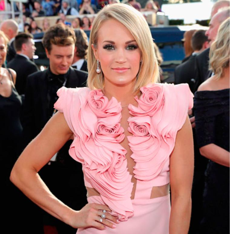 Carrie Underwood Yoko London