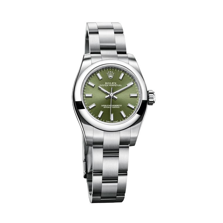 Rolex Oyster Perpetual 26mm steel watch