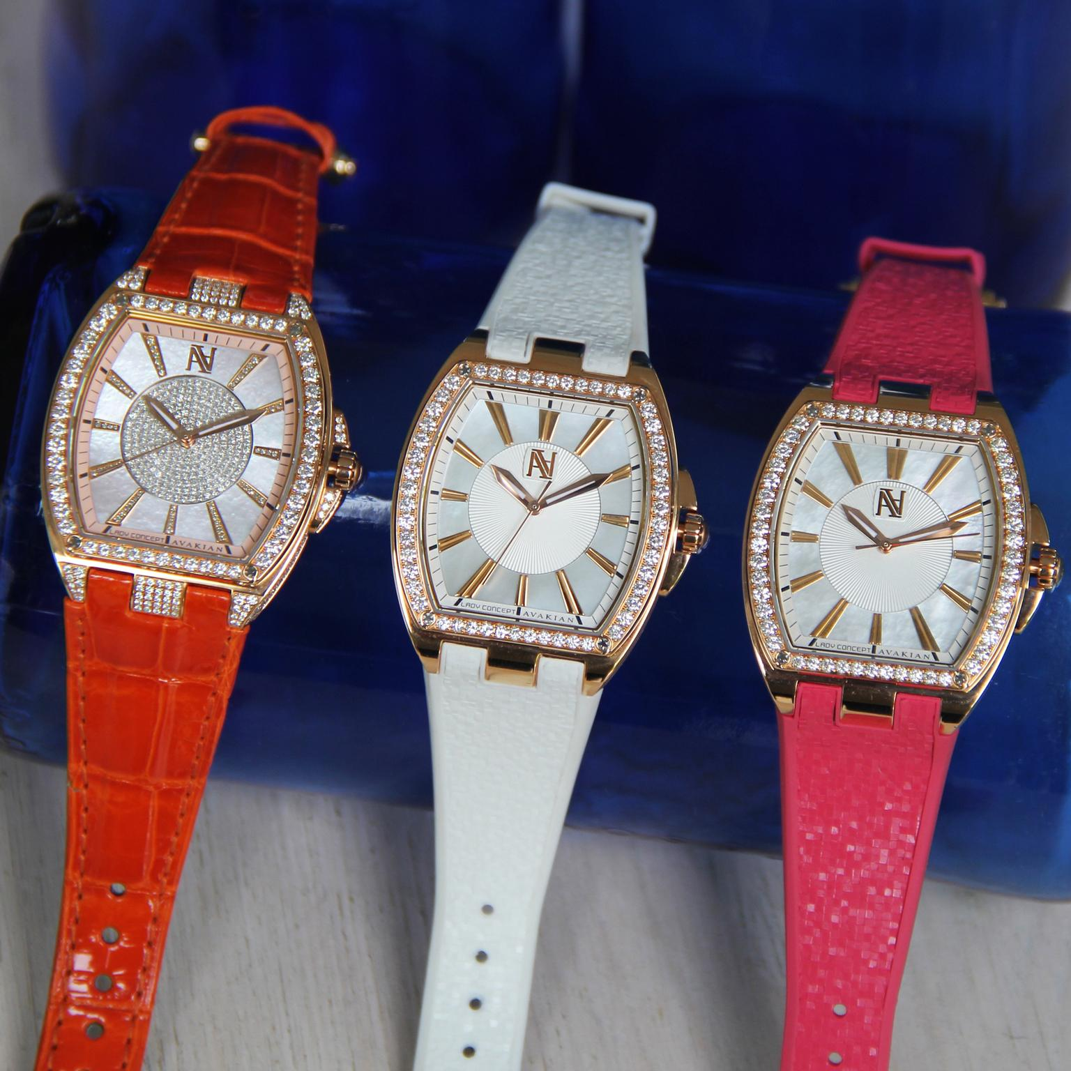 Avakian Lady Concept watches