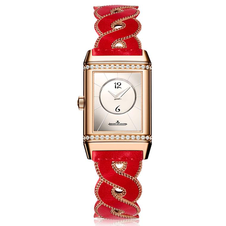 Reverso Classic Duetto with Christian Louboutin Loopi-Loop strap