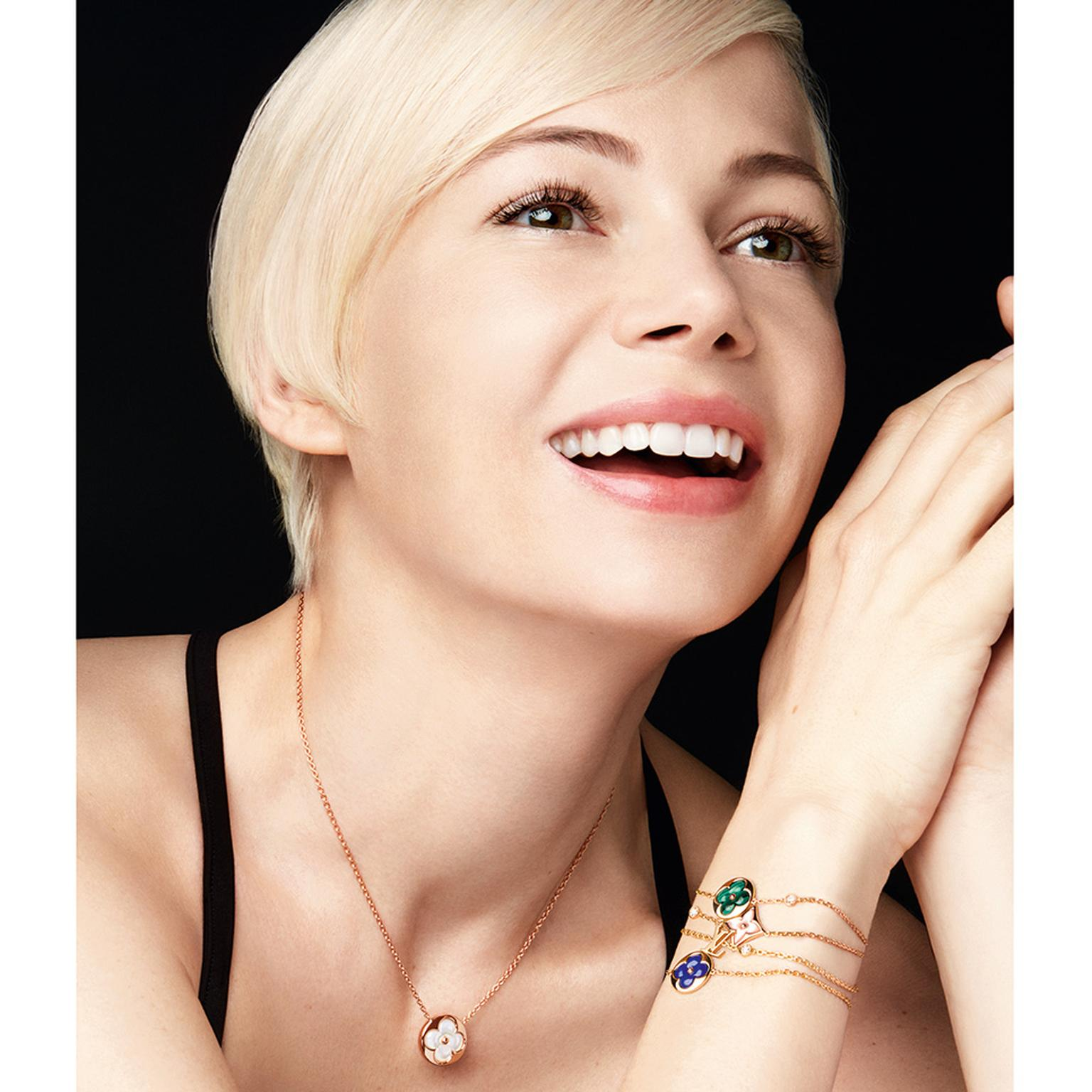 Louis Vuitton ad campaign michelle williams