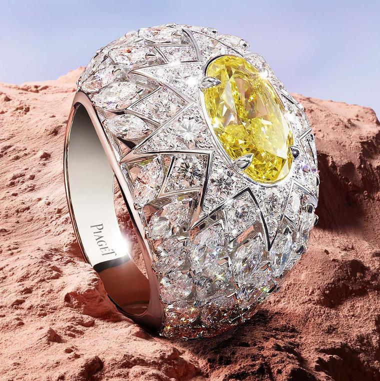 Just deserts: Piaget's Golden Oasis