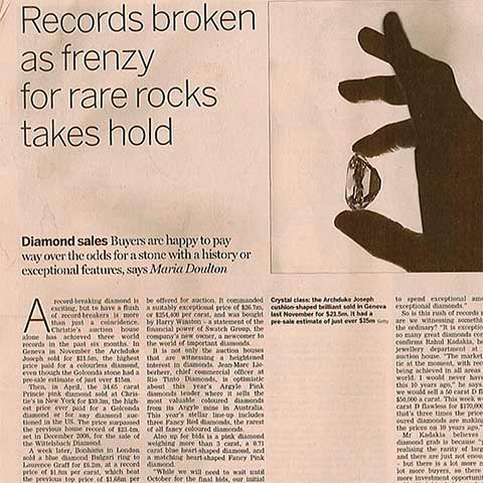 Telegraph-record-breaking-diamonds