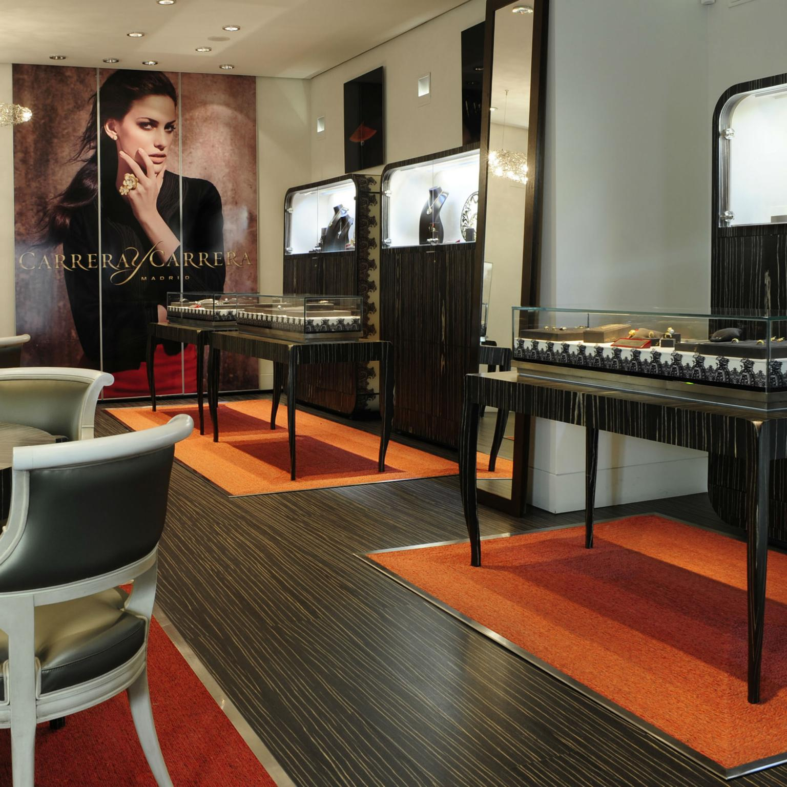 Carrera y Carrera boutique Madrid
