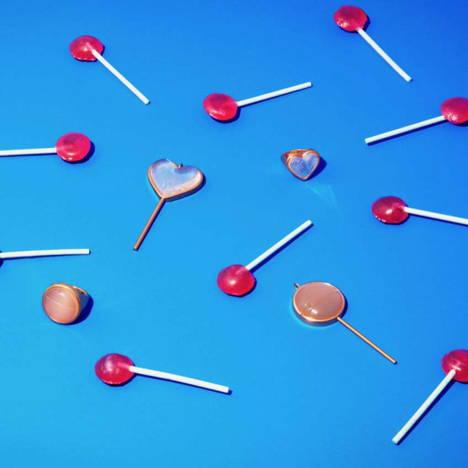 Alina Abegg Sugar High Lollipops