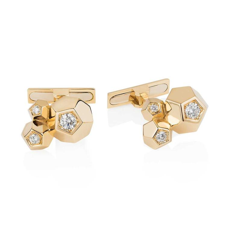 Ornella Iannuzzi Rock It! cufflinks