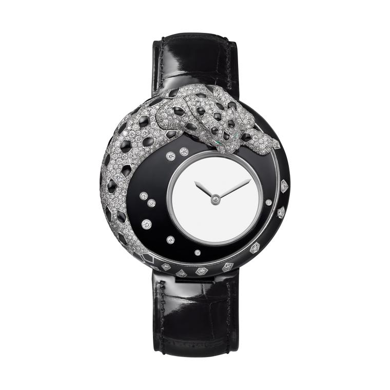 Mighty monochrome: black and white watch dials