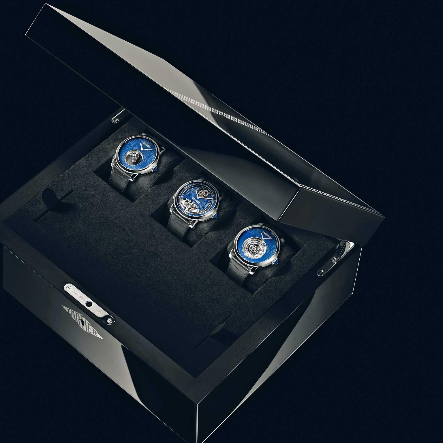 Rotonde de Cartier limited edition box