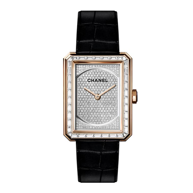 Chanel H4888 fond blanc_RVB watch