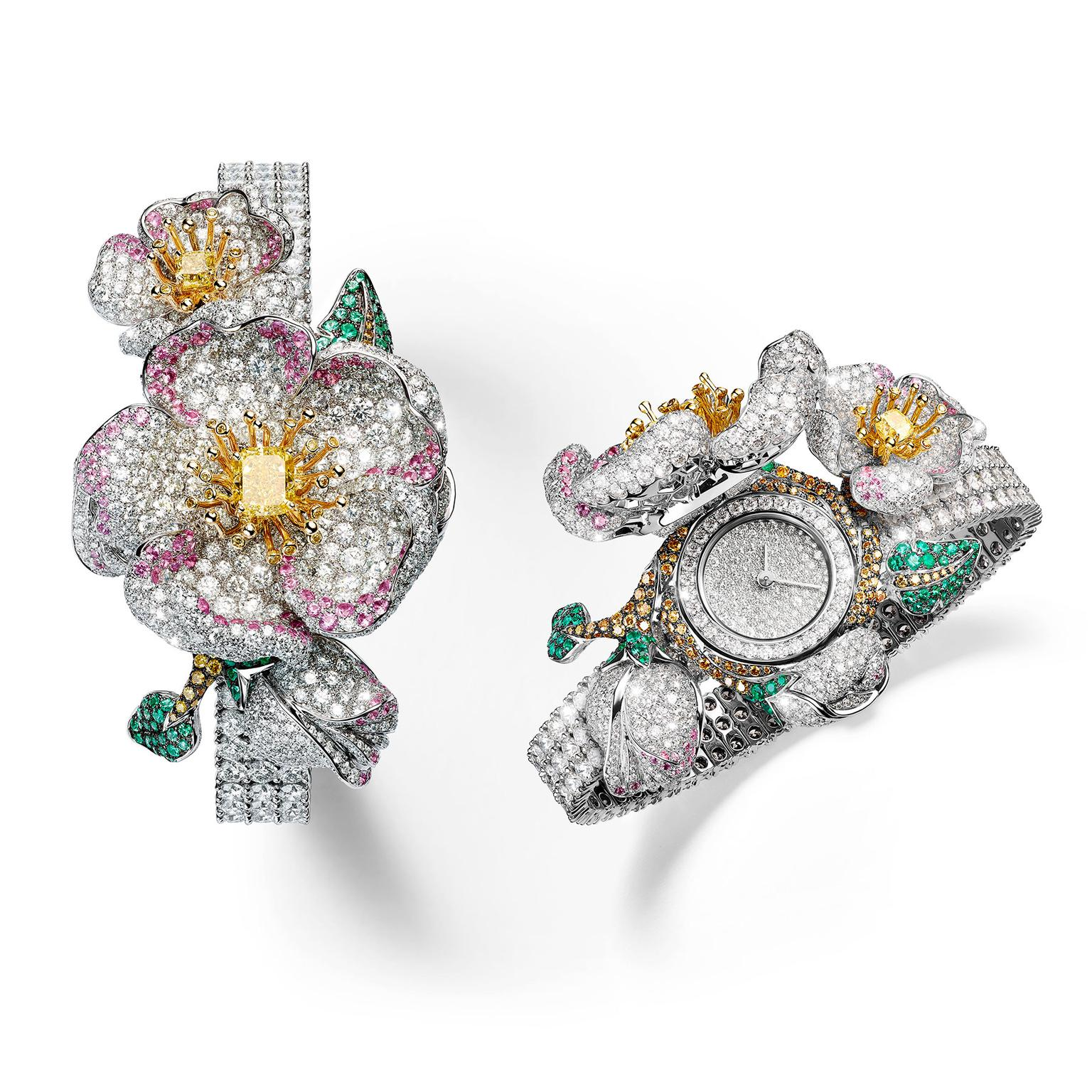 Giampiero Bodino Primavera secret watch