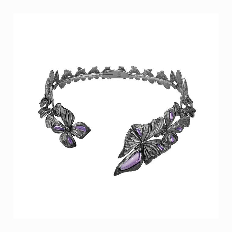 Jordan Askill for Georg Jensen butterfly necklace