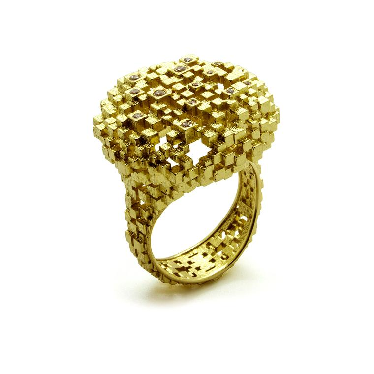 Revolutionising jewellery design with 3D printing