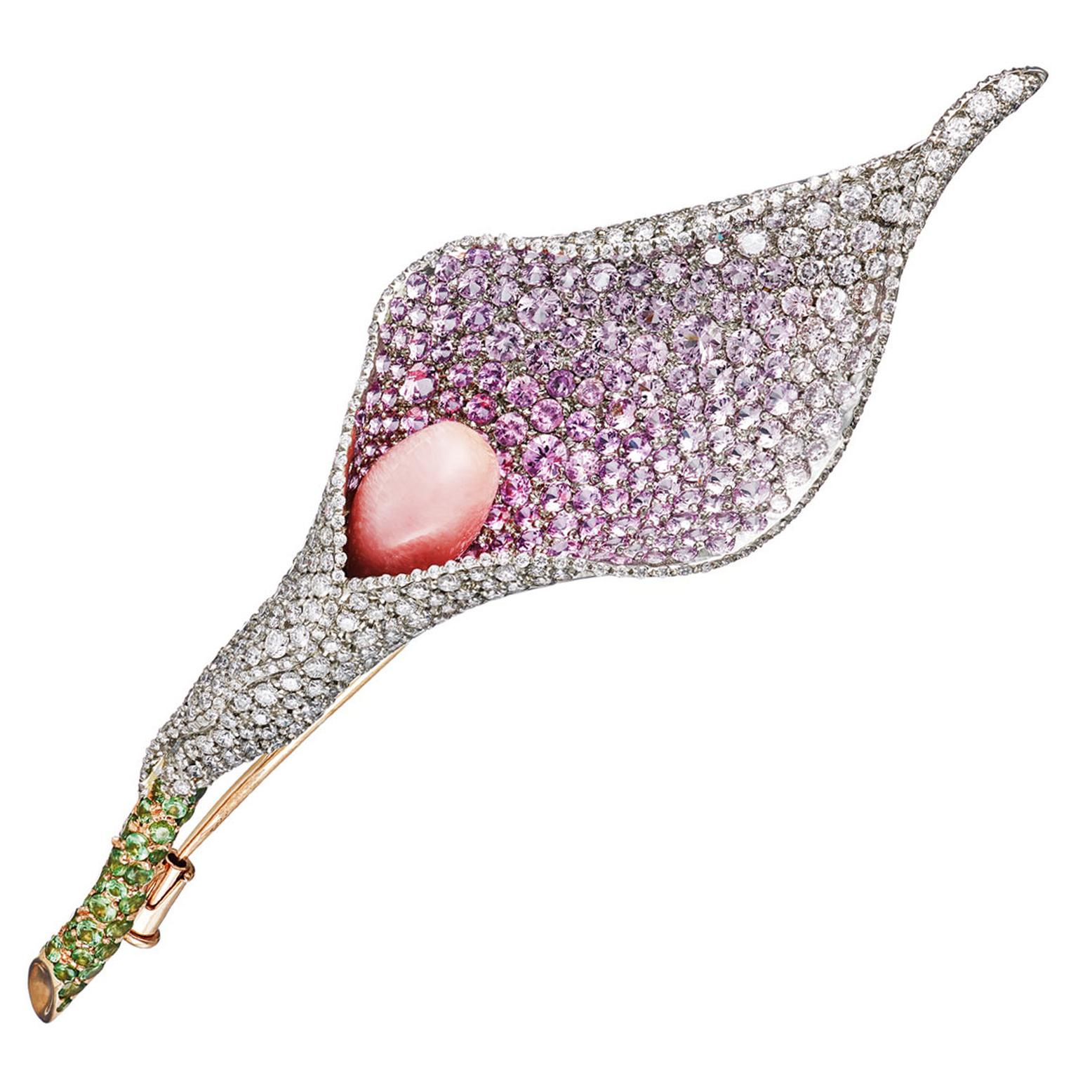 AAENEA-Conch-Brooch-Callas-Conch-Pearl
