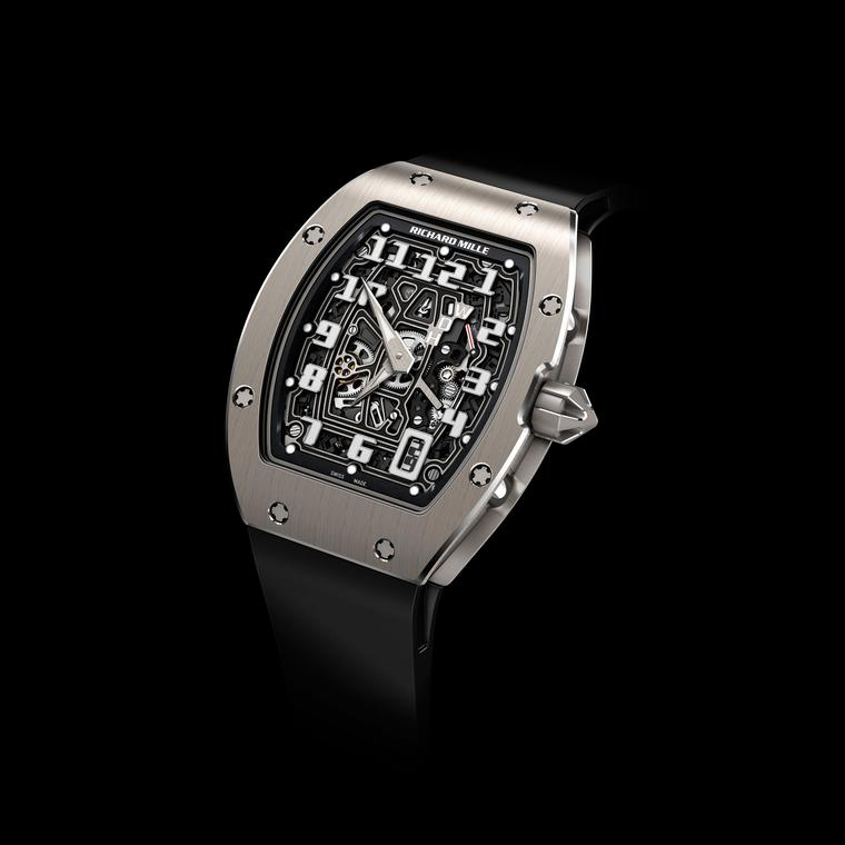 Richard Mille RM 67-01 Extra Flat watch